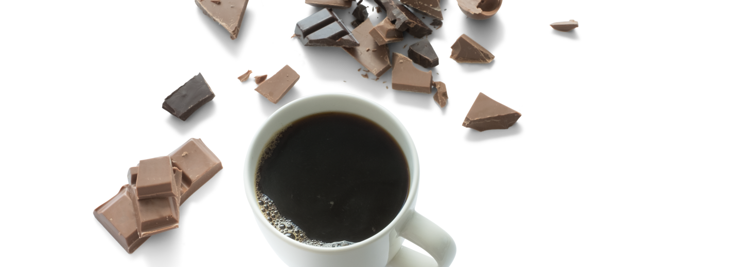 Cacao and Coffea - the Differences and Similarities of Chocolate and Coffee