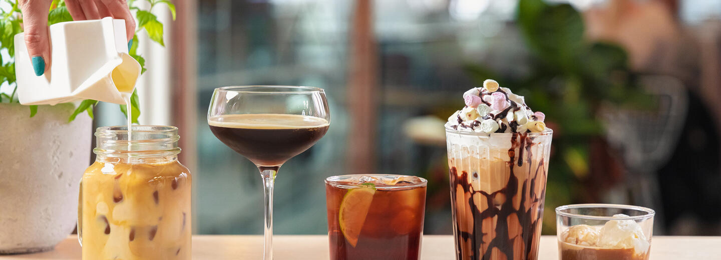 4 Reasons Why Your Café Should Sell Cold Brew Coffee