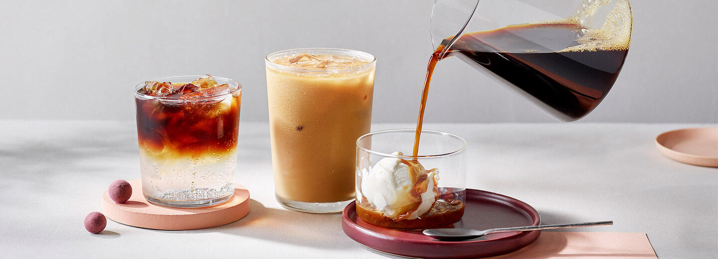 3 Cold brew coffee recipes for the summer!