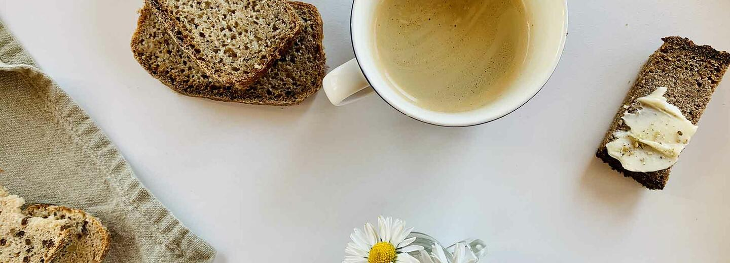 Flavor pairing - Coffee and Bread