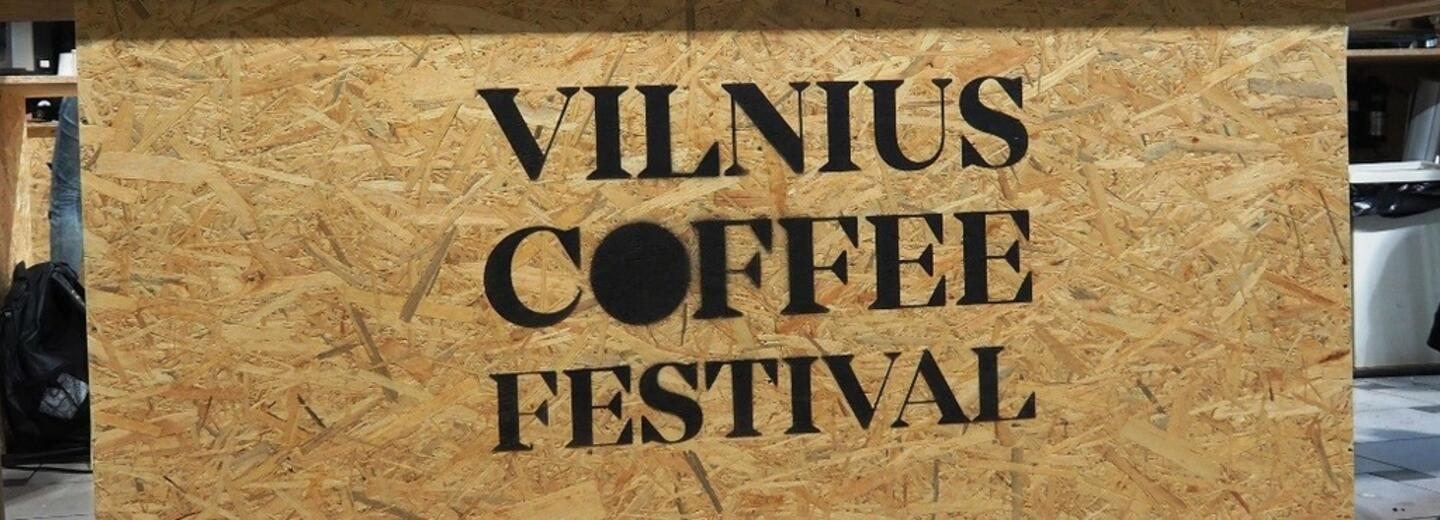 Vibes from Vilnius Coffee Festival 2019