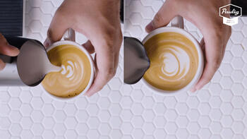 brew guides caffe latte video