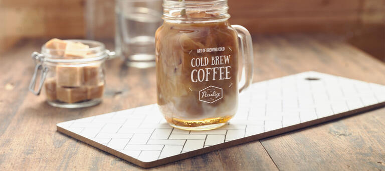 Colf Brew Coffee recipe