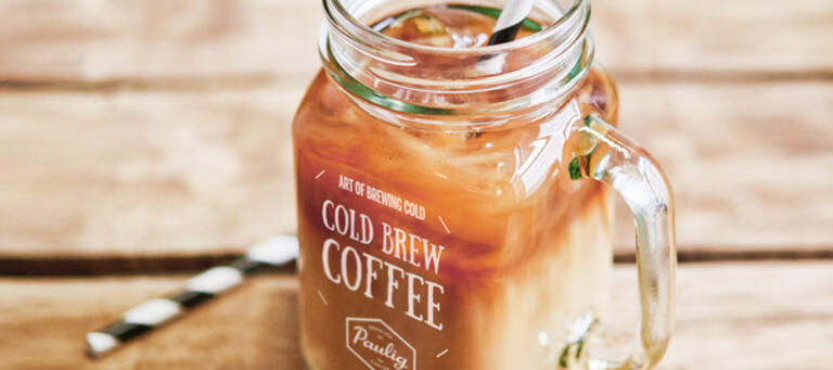 Cold Brew Coffee recipe vanilla