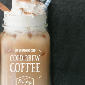 Cold Brew coffee cinnamon recipe