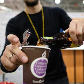 Moscow Coffee and Tea Expo