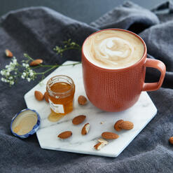 Almond & Honey Latte