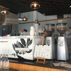 New Zealand Auckland Espresso Workshop Cafe