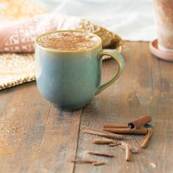 Dirty Chai: chai latte with espresso