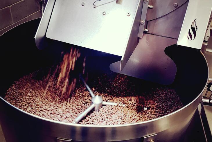 Coffee Roastery Tour in Estonia