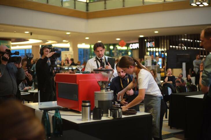 Lithuanian barista championships