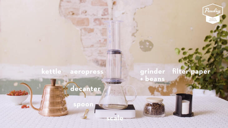 aeropress ingredients