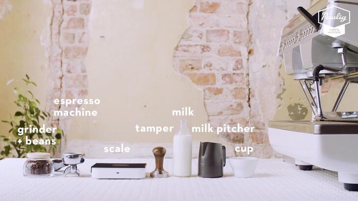 cappuccino equipment