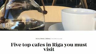 cafes in riga