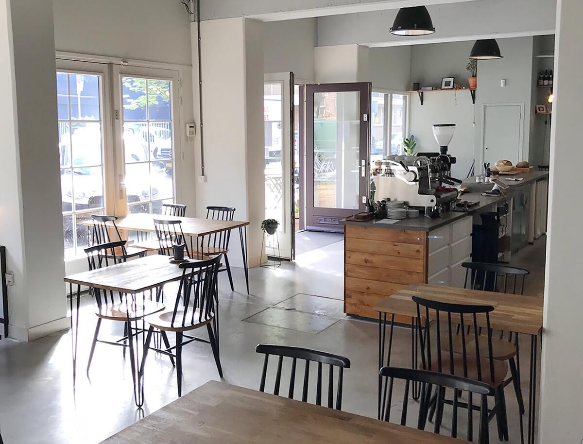 The Best Cafes To Visit In Amsterda