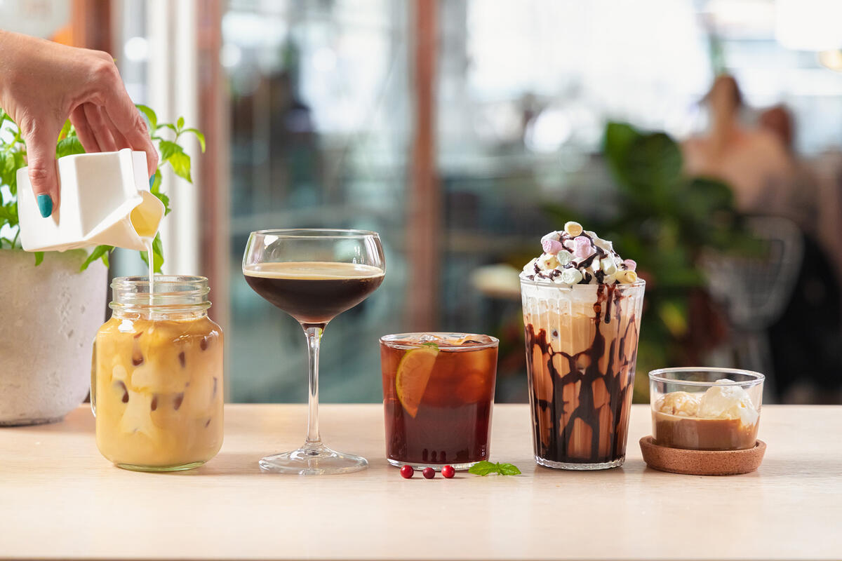 4 Reasons Why Your Cafe Should Sell Cold Brew Coffee